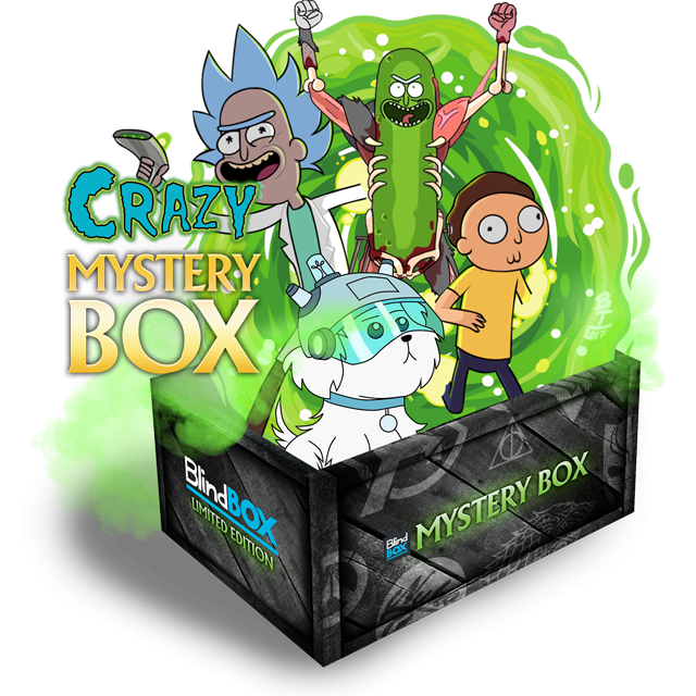 Blindbox Crazy #2 Mystery Box