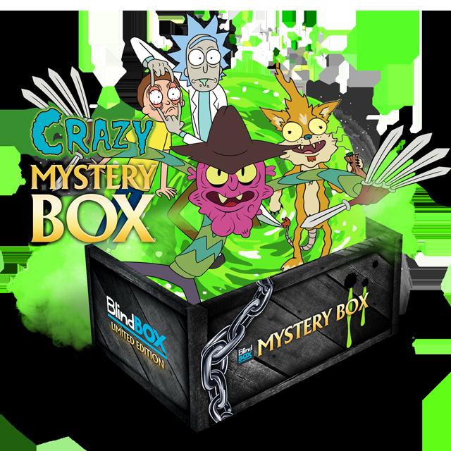 Blindbox Crazy #3 Mystery Box