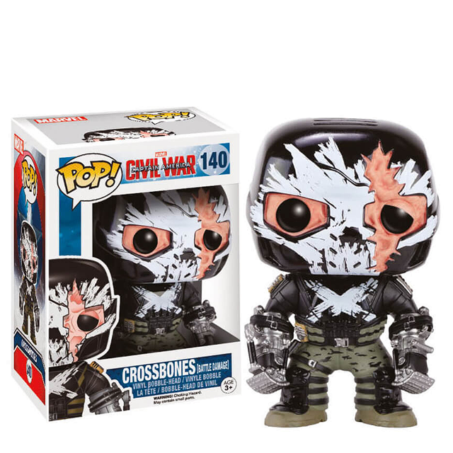 Figurka Funko POP! Crossbones - Civil War