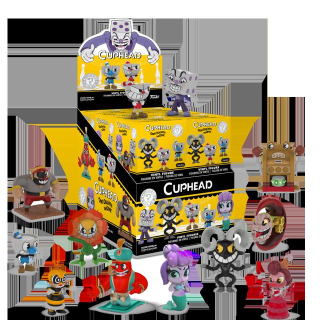Figurky Mystery Minis Cuphead - Blindbox