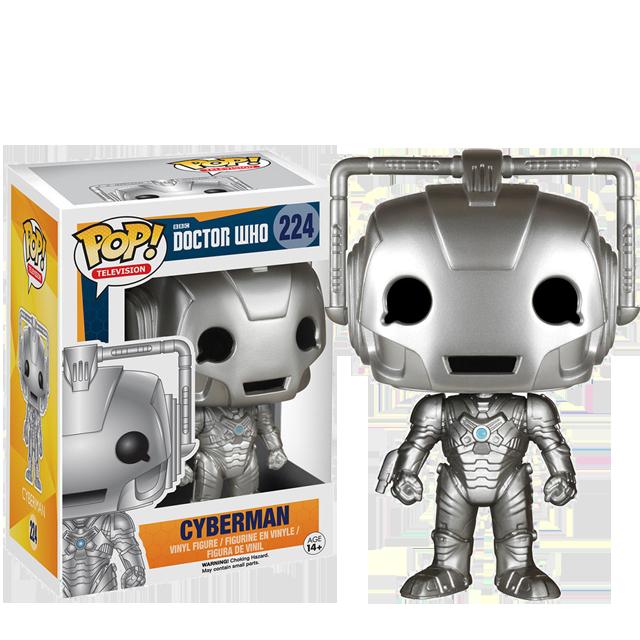 Figurka Funko POP! Cyberman