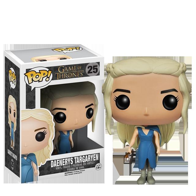Figurka Funko POP! Daenerys Blue