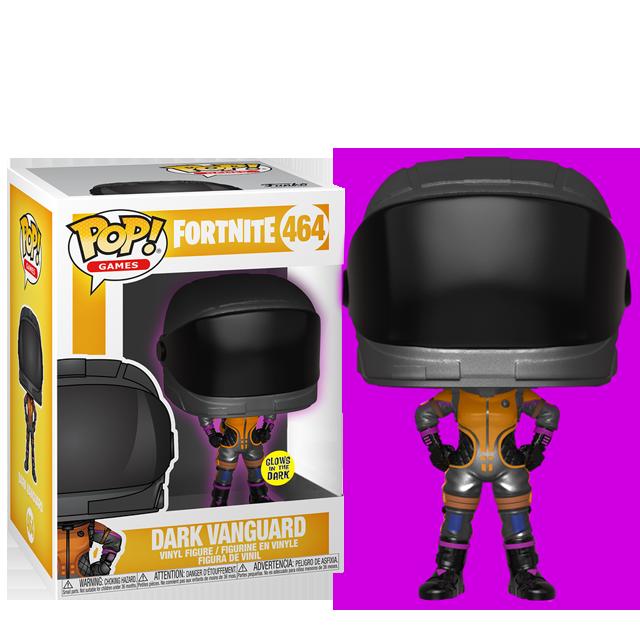Figurka Funko POP Dark Vanguard