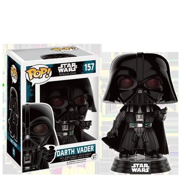 Figurka Funko POP! Darth Vader škrtící