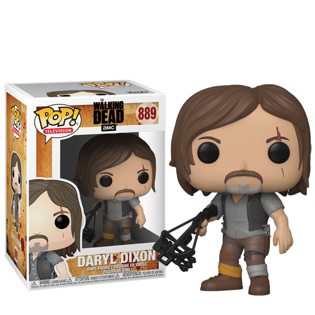 Funko POP Daryl s kuší - Walking Dead