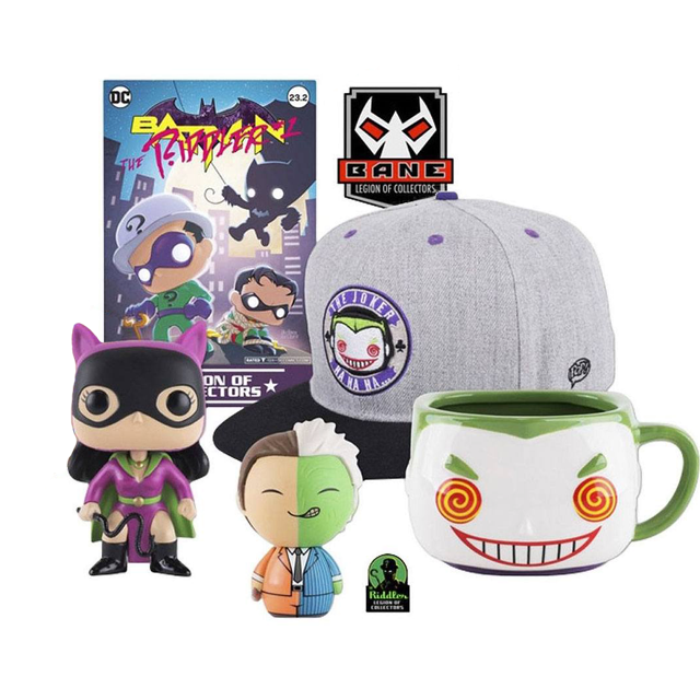 Funko DC Legion of Collector's Box