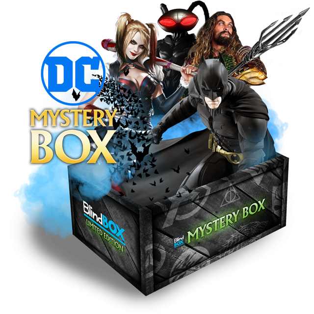Blindbox DC Universe #5 Mystery Box