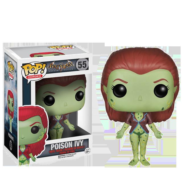 Figurka Funko POP! Poison Ivy - Arkham