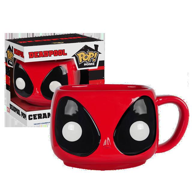 Funko Deadpool - Keramický hrníček