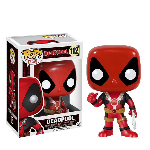 Figurka Funko POP! Deadpool Thumb Up