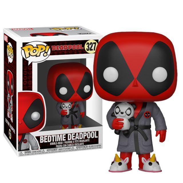 Bedtime Deadpool