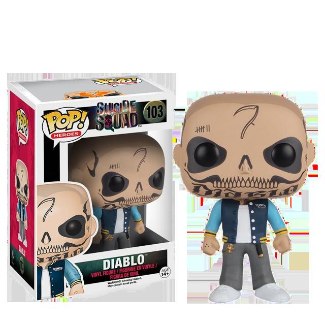 Figurka Funko POP! Diablo - Suicide Squad