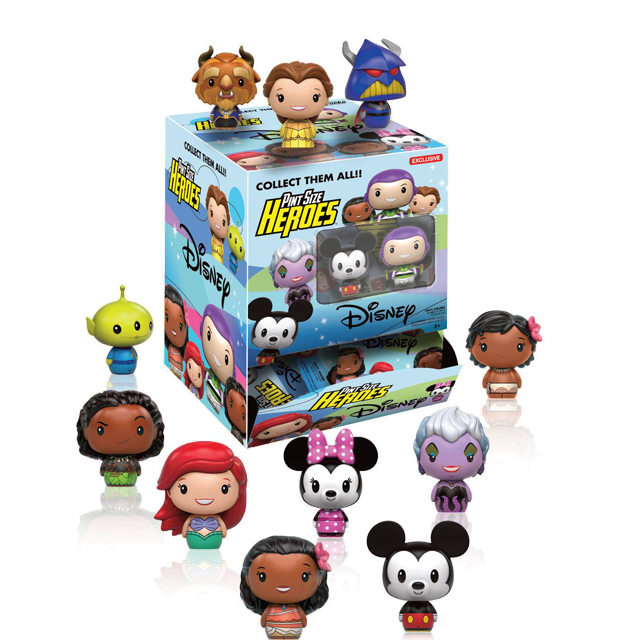 Pint Size Heroes Disney - PINT SIZE Blindbox