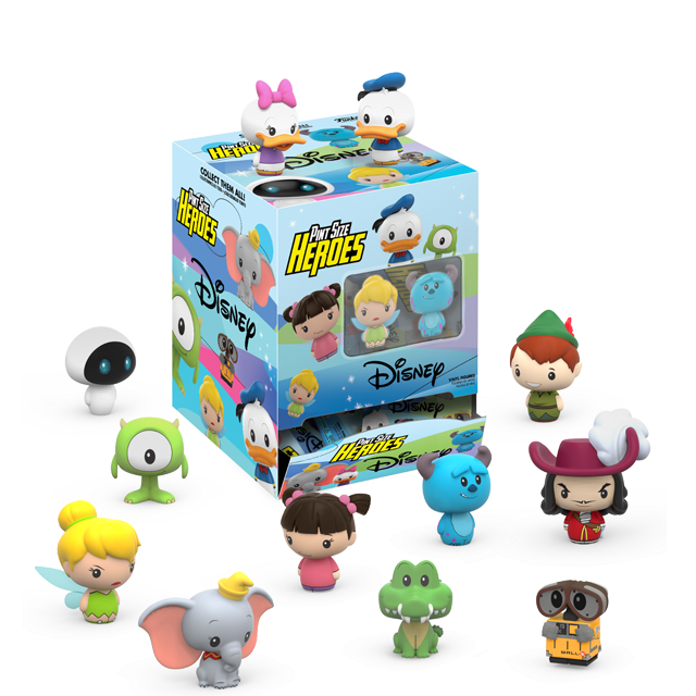 Pint Size Heroes Disney série 2 - PINT SIZE Blindbox