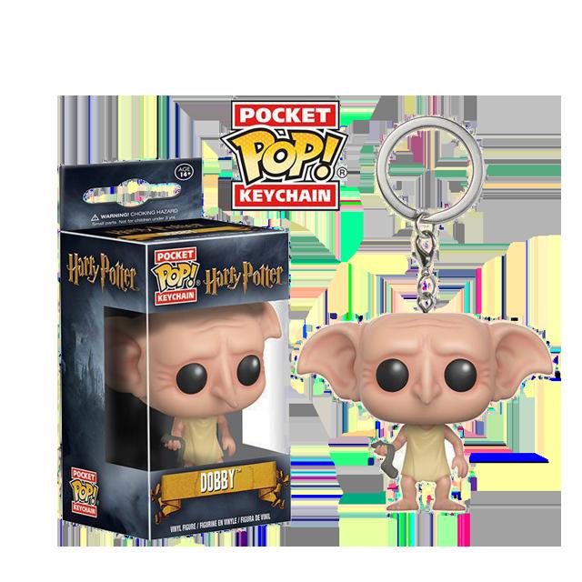 Pocket POP! Dobby - přívěsek na klíče
