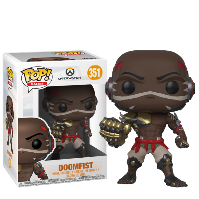 Funko POP Doomfist - Overwatch