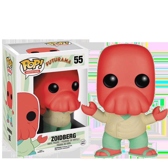 Figurka Funko POP! Dr. Zoidberg