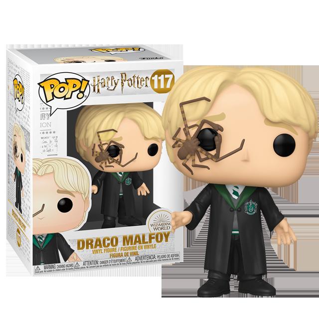 Funko POP Draco Malfoy s pavoukem