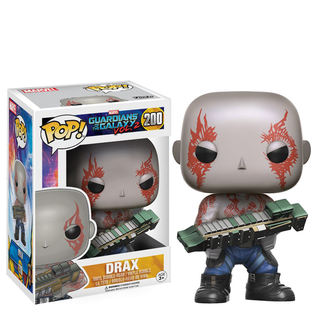 Figurka Funko POP! Drax - Vol.2