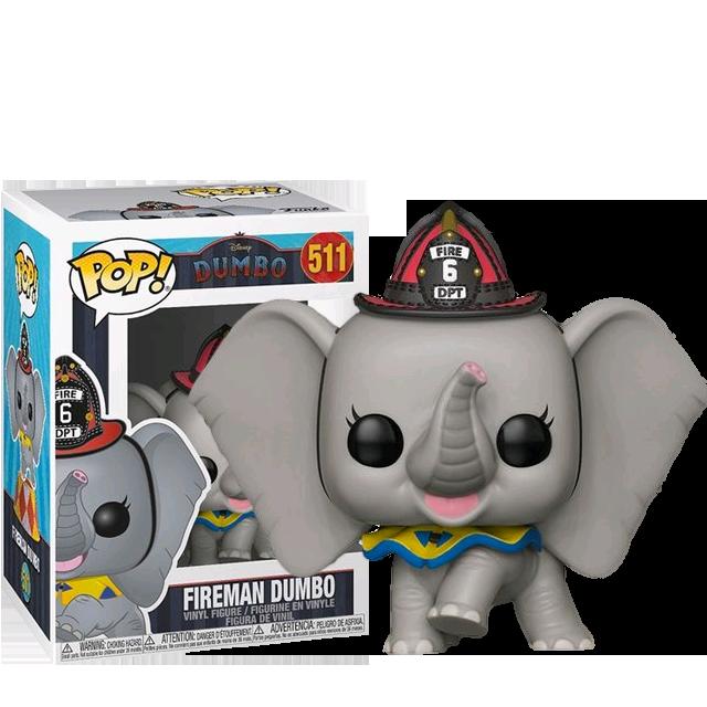 Figurka Funko POP! Dumbo Hasič