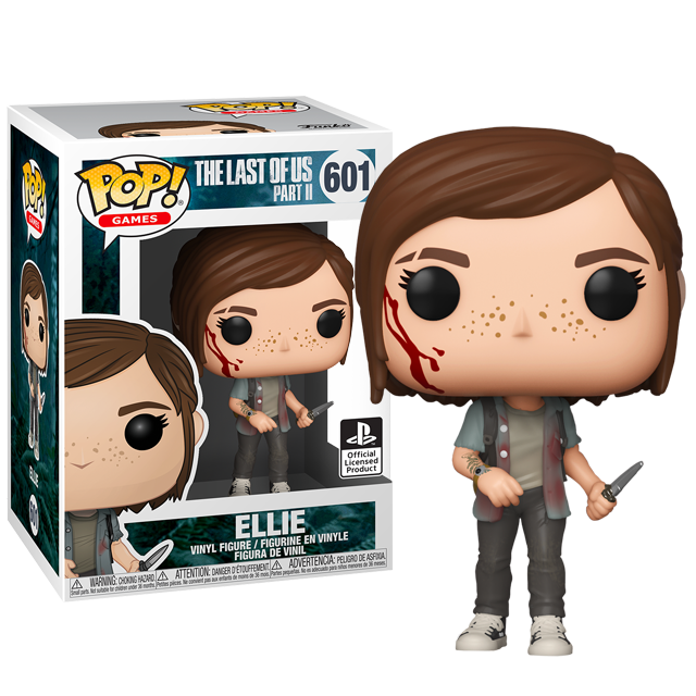 Figurka Funko POP Ellie - The Last Of Us