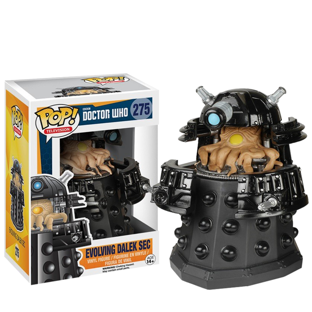 Figurka Funko POP! Evolving Dalek Sec.