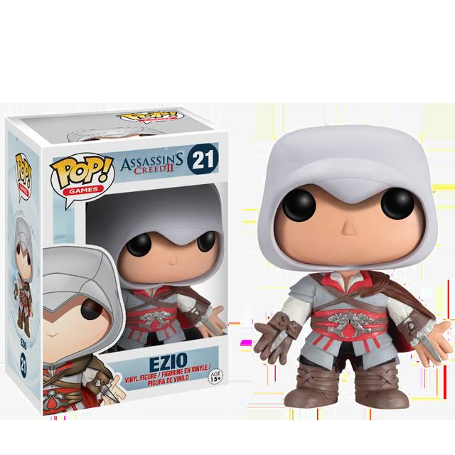 Figurka Funko POP! Ezio