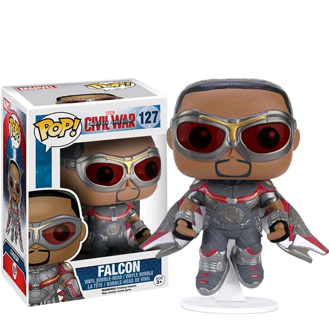 Figurka Funko POP! Falcon - Civil War
