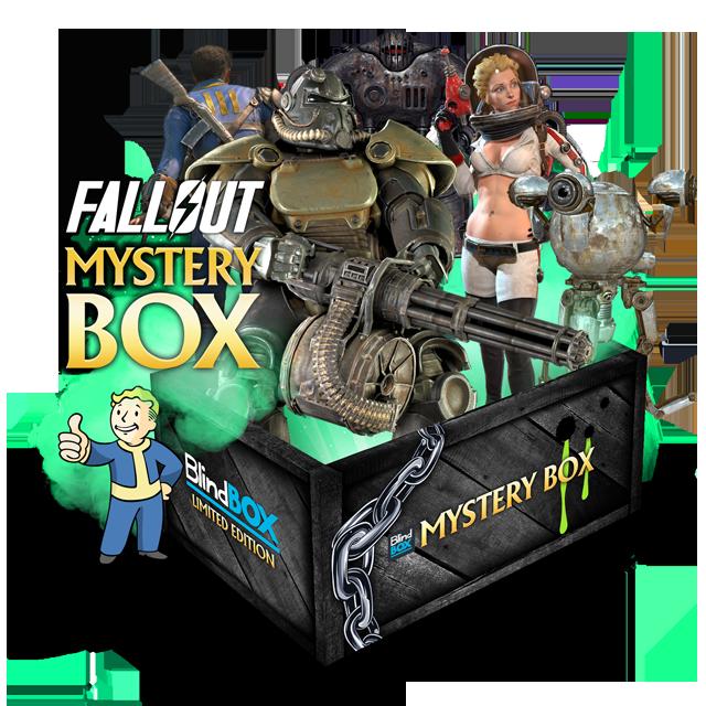 Blindbox Fallout #1 Mystery Box