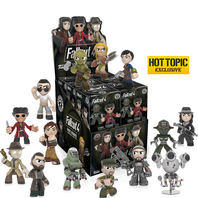 Figurky Mystery Minis Fallout 4 - Blindbox HOTTOPIC