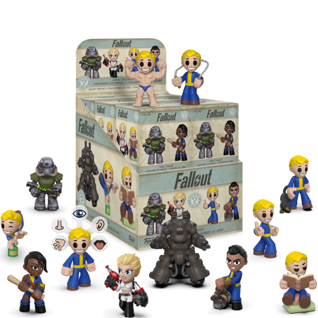 Mystery Minis Fallout série 2 - Blindbox