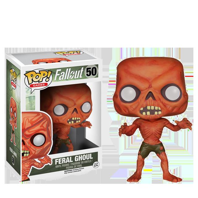 Figurka Funko POP! Feral Ghoul