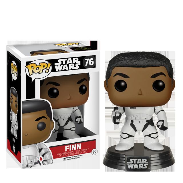 Figurka Funko POP! Finn Stormtrooper