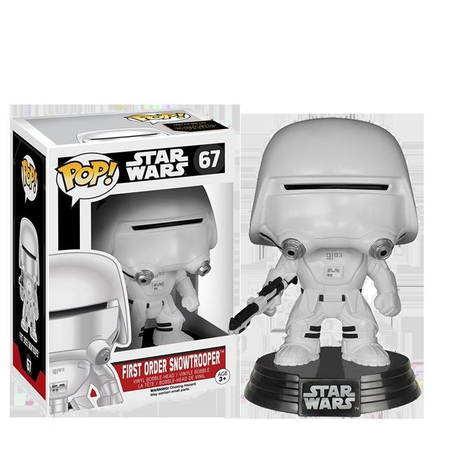 Figurka Funko POP! First Order Snowtrooper