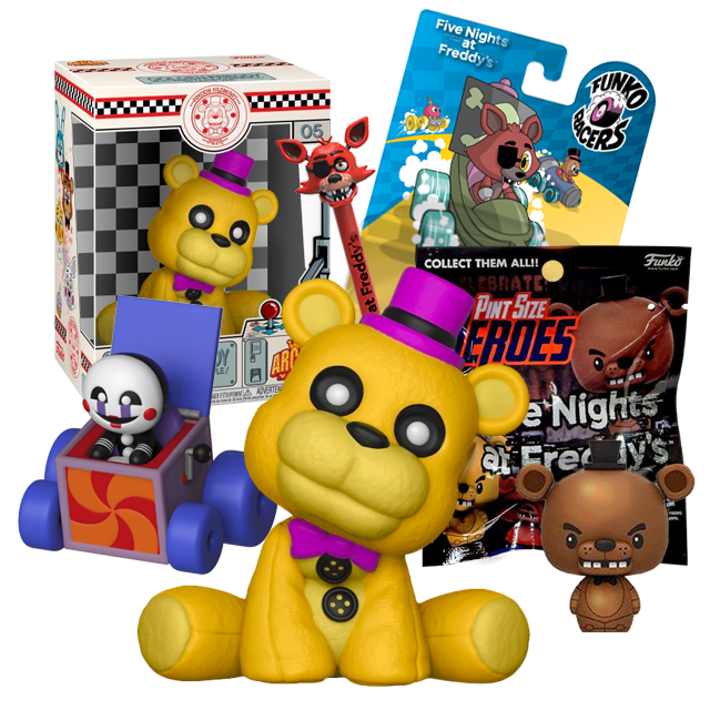 Funko Five Nights at Freddy's #3 Pack