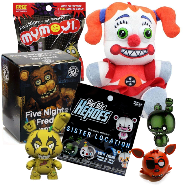 Funko Five Nights at Freddy's #4 Balíček
