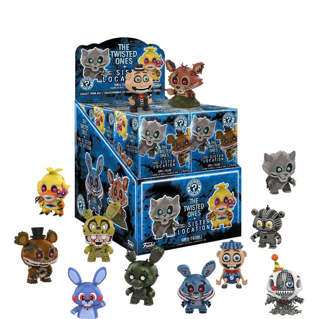 Five Night's at Freddy's Twisted Ones - Blindbox
