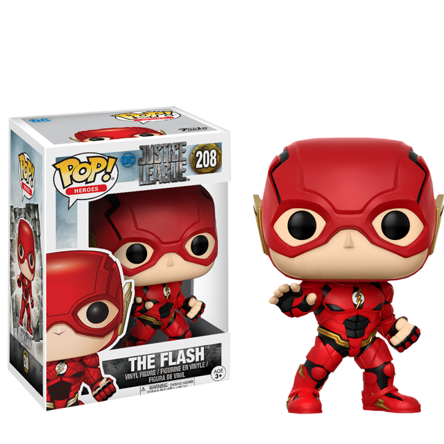 Figurka Funko POP! Flash - Justice League