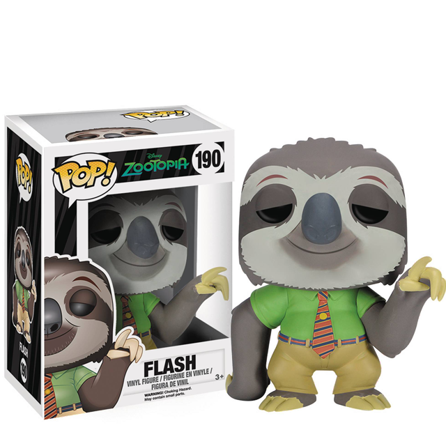 Figurka Funko POP! Flash - Zootropolis