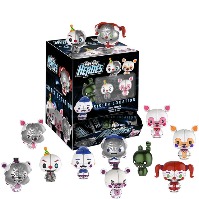 Pint Size Heroes FNAF: Sister Location - PINT SIZE Blindbox