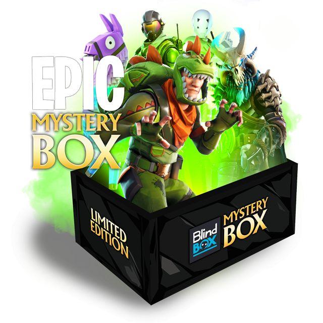 Fortnite #3 Mystery Box