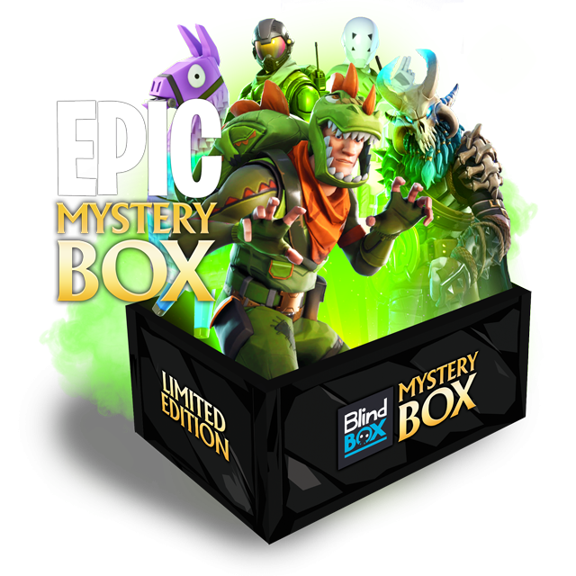 Blindbox Fortnite #3 Mystery Box