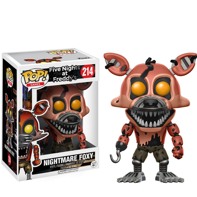 Figurka Funko POP! Foxy - Five Nights at Freddy's