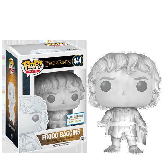 Figurka Funko POP! Frodo Invisible - Pán prstenů