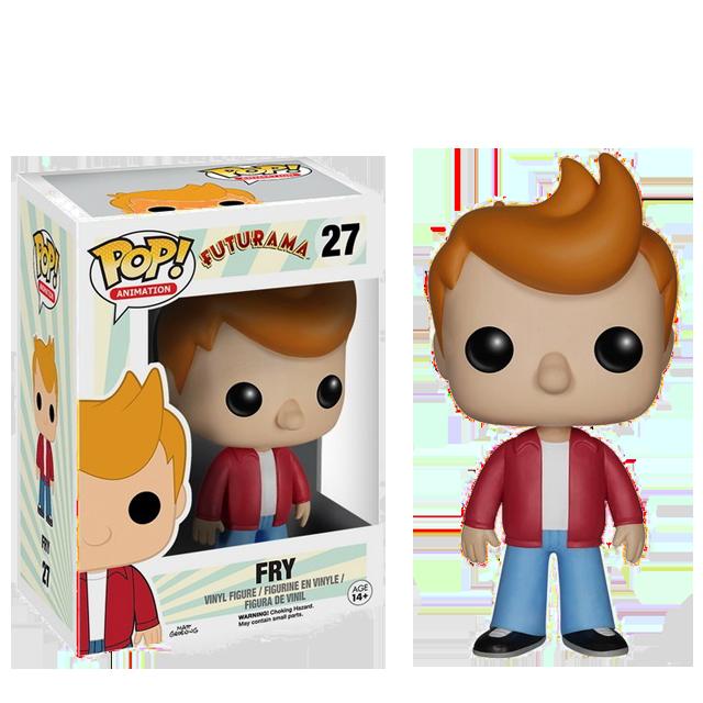 Figurka Funko POP! Fry