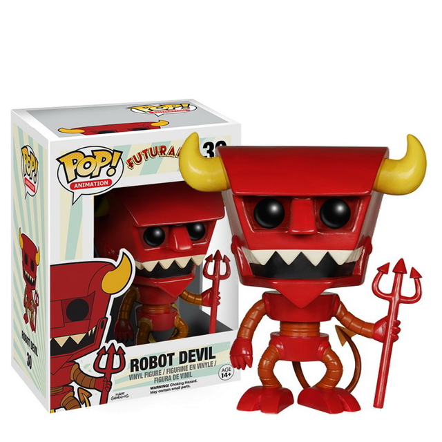 Figurka Funko POP! Robot Devil