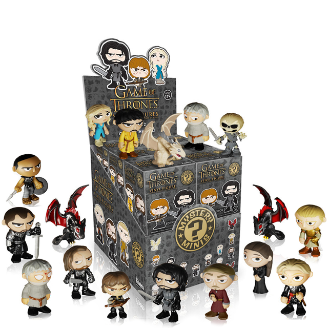 Figurky Mystery Minis Game of Thrones - Blindbox série 2