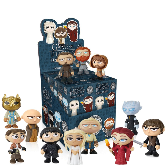 Figurky Mystery Minis Game of Thrones - Blindbox série 3