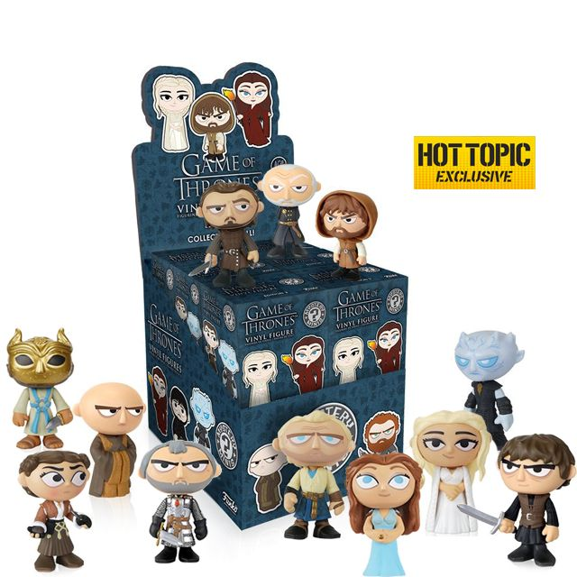 Game of Thrones - Blindbox série 3 HOTTOPIC