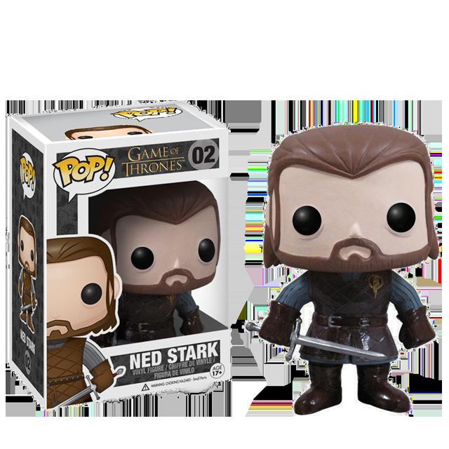 Figurka Funko POP! Ned Stark